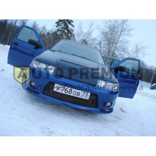 Бампер передний на ВАЗ 2110,2112 ST-4